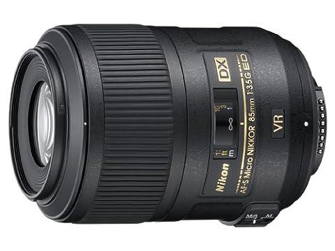 Nikon 85 mm / F 3,5 G ED VR-Objektiv ( Nikon F-Anschluss,Autofocus,Bildstabilisator )