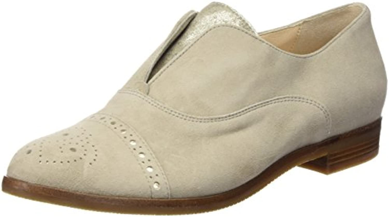 Hassia Fermo, Weite G - Mocasines Mujer