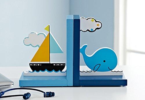 JIN PING Beautiful Homes® Soporte de libros, libros de admisión stand Li Zhuang habitación de los niños decorativos creativos escritorio decoraciones salud y protección del medio ambiente