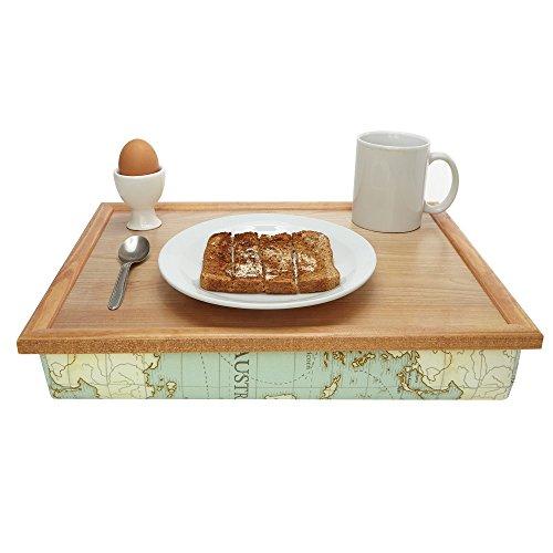High Qualität Luxus Weltkarte Atlas Sitzsack Knietablett Standfester Tisch Bett Schreibtisch -