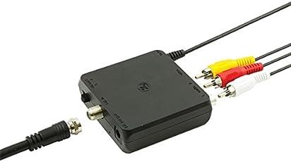 General Electric 34138 Basic RF Modulator