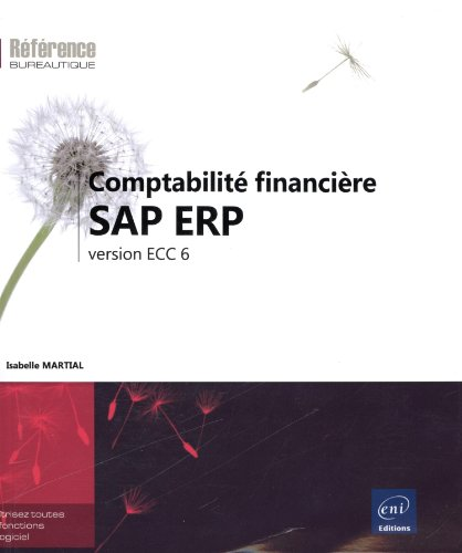 Comptabilit financire SAP ERP - version ECC 6