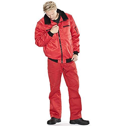 Mascot Pilotjacke Innsbruck Futter herausnehmbar 00520 rot