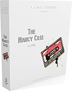 Asmodee scts02fr - Juego de Estrategia - Time Stories The Marcy Case