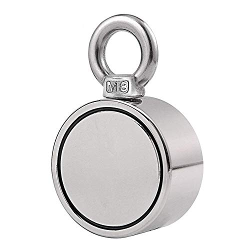 mini disco circolare per frigorifero lavagna Magneti al neodimio extra resistenti 100 pezzi artigianato ufficio 6 mm /× 2 mm BTLIN.