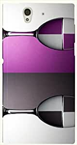 Great multicolor printed protective REBEL mobile back cover for Sony Xperia Z L36h D.No.N-L-12265-S36