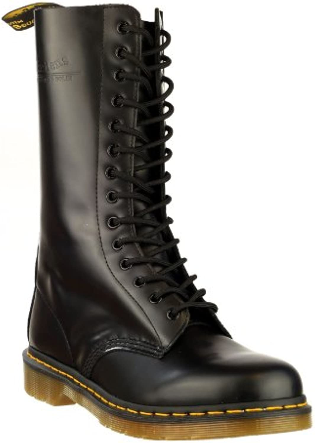 Dr Martens 1914 Mens stivali Lace Up Leather Pull Pull Pull On Tab Casual Male Footwear New nero 6 | Discount