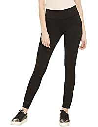 Stop by Shoppers Stop Womens Solid Jeggings