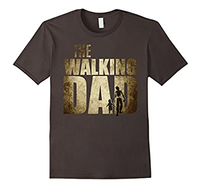 Walking Dad T-shirt Funny Shower Gift Father's Day