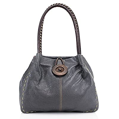 Craze London Womens Handbags Trendy Designer Boutique Faux Leather Large Shoulder Bag with Twin top Handle Bags