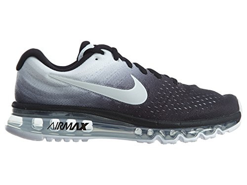 newest collection 7db67 7a701 Nike Air Max 2017 Laufschuhe Sportschuhe Schuhe für Herren Schwarz (Black White) ...