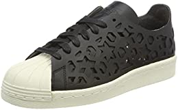 adidas Superstar 80s Cut out, Scarpe da Ginnastica Basse Donna