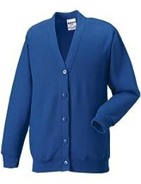 suchergebnis auf f r damen strickjacke royalblau bekleidung. Black Bedroom Furniture Sets. Home Design Ideas