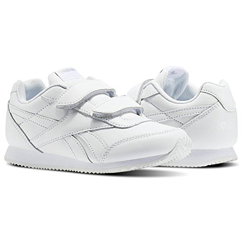Reebok Unisex-Kinder V70472 Trail Runnins Sneakers Elfenbein (Bianco) RI1EwTP99