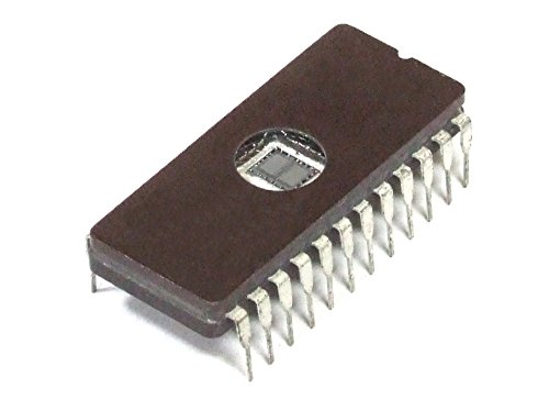 National Semiconductor National NMC27C32Q-45 4KByte x 8-Bit 32Kbit UV-Eprom IC DIP-24 25V 450ns Memory (Generalüberholt) - Eprom Uv