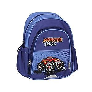 Spirit Mochila Escolar Monster Truck (colección Uno)