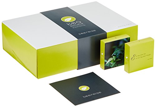 Tee Geschenkbox, Probierset Teereise - 24 verschiedene exklusive lose Tees (Box Springs, Nur)