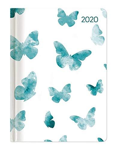 Agenda settimanale 10,7x15,2 cm ladytimer butterflies 2020