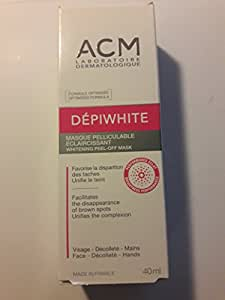 DÉPIWHITE Whitening Peel-off mask 40ml
