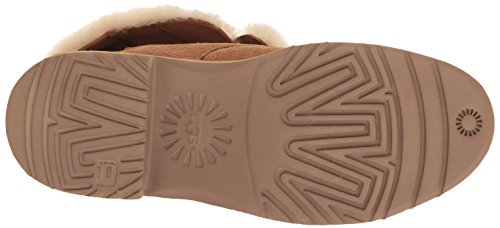 UGG W Quincy chestnut Black