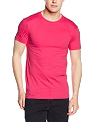 Fruit of the Loom Ss124m, T-Shirt Homme