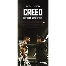 POSTER MANIFESTO LOCANDINA ORIGINALE CINEMA - Creed - Dimensione 33x70cm