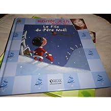 Bientôt, je lis; Le fils du Père Noël, Marlène Jobert, CD