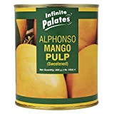 #10: Infinite Palates Alphonso Mango Pulp, 850 Grams