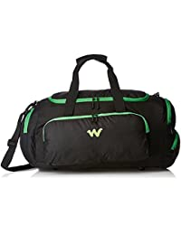 65e8f53655 Wildcraft Nylon 58.42 Centi-Meters Green Travell Duffle (8903338051121)