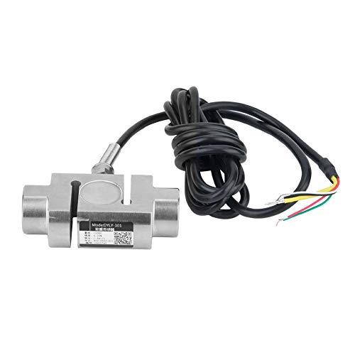 Zugkraftsensor für Wägezellen, YZC-526, Legierter Stahl/S-Typ, Spannungssensor 0~100 kg