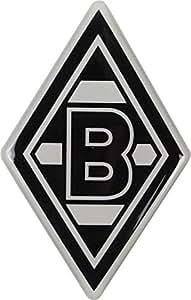 3d aufkleber sticker logo vfl borussia m nchengladbach sport freizeit. Black Bedroom Furniture Sets. Home Design Ideas