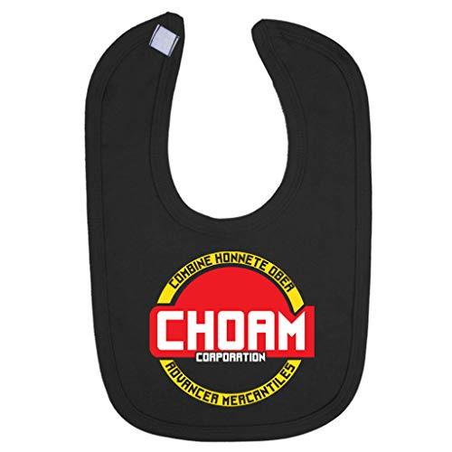 Dune CHOAM Corporation Logo Baby And Toddler Bib