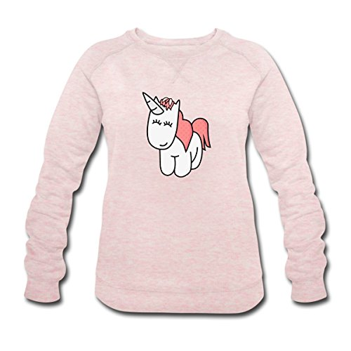 Petite-Licorne-Souriant-Sweat-shirt-Femme-Stanley-Stella-de-Spreadshirt