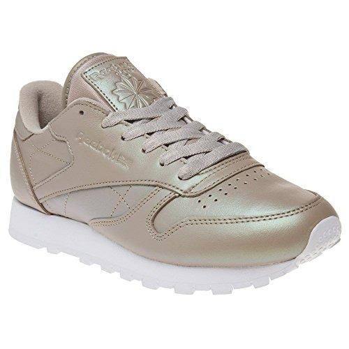 Reebok Mujeres Calzado / Zapatillas de deporte Classic Leather Pearlized