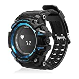 JullyeleDEgant ColMi T1 Smart Armbanduhr OLED Display Pulsmesser Wasserdichte Push Nachricht Anruferinnerung Für Android Für iOS Telefon