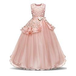 NNJXD Vestido de Princesa...