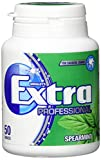 Wrigley's Extra Professional Spearmint Dose, 4er Pack (4 x 50 Dragees)