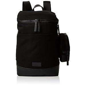 41r28Ec9R7L. SS300  - Calvin Klein - Modern Bound Fashion Backpack, Mochilas Hombre, Negro (Black), 20x53x35 cm (B x H T)