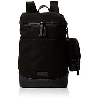 41r28Ec9R7L. SS324  - Calvin Klein - Modern Bound Fashion Backpack, Mochilas Hombre, Negro (Black), 20x53x35 cm (B x H T)