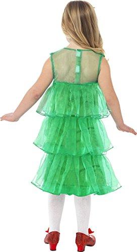 Imagen de smiffy's  disfraz de árbol de navidad pequeño, color verde 24332s  alternativa