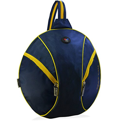 My Pac Ultra Trendy Sporty backpack gym bag for men blue C11586-5  available at amazon for Rs.981