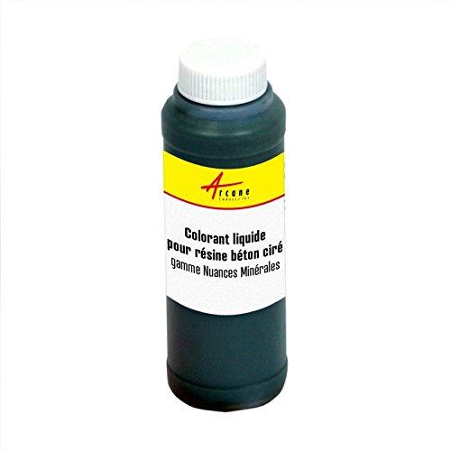 Farbstoffe Für Beton gewachst–Farbstoffe Für Beton gewachst und für jede Malerei Mineralöle von Dekoration oder Mörser dekorativ–500ml, grau beige Nerz