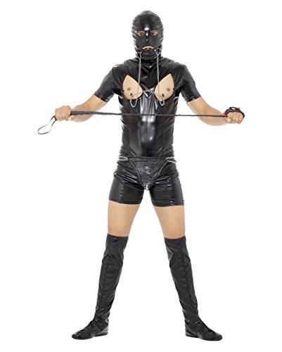 Bondage Kostüm für Fasching & Halloween L