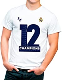 Camiseta Doce Copas Champions Real Madrid