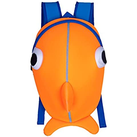 Nohoo 3D Delfín Mochila Infantil