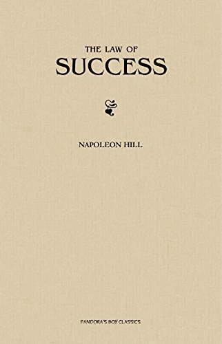 The law of success ebook napoleon hill amazon kindle store fandeluxe Gallery