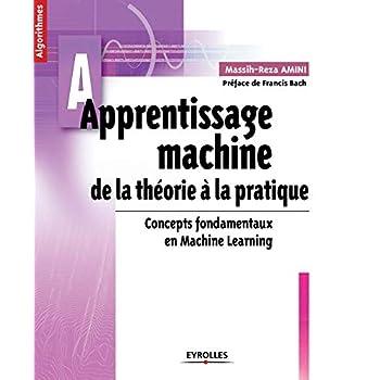 Apprentissage machine: De la théorie à la pratique. Concepts fondamentaux en Machine Learning.