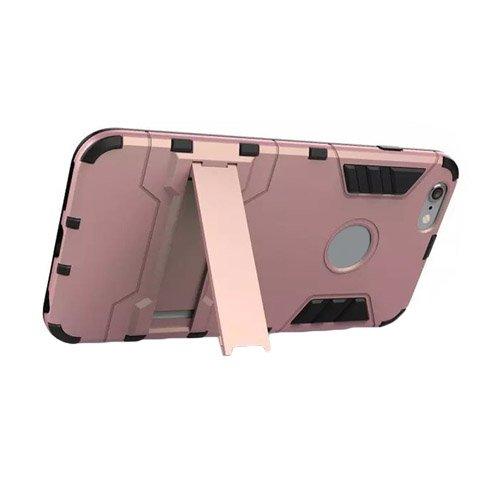 F8Q Haute Qualité robuste antichoc Armure Support Housse de protection pour iPhone 6s bleu