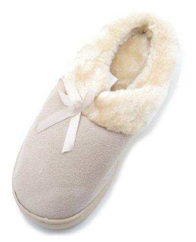 Slumberz, Pantofole donna Beige