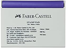 Faber-Castell Stamp Pad, Small - Violet
